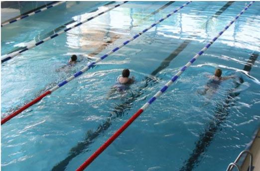 Schulwettbewerb Schwimmen
