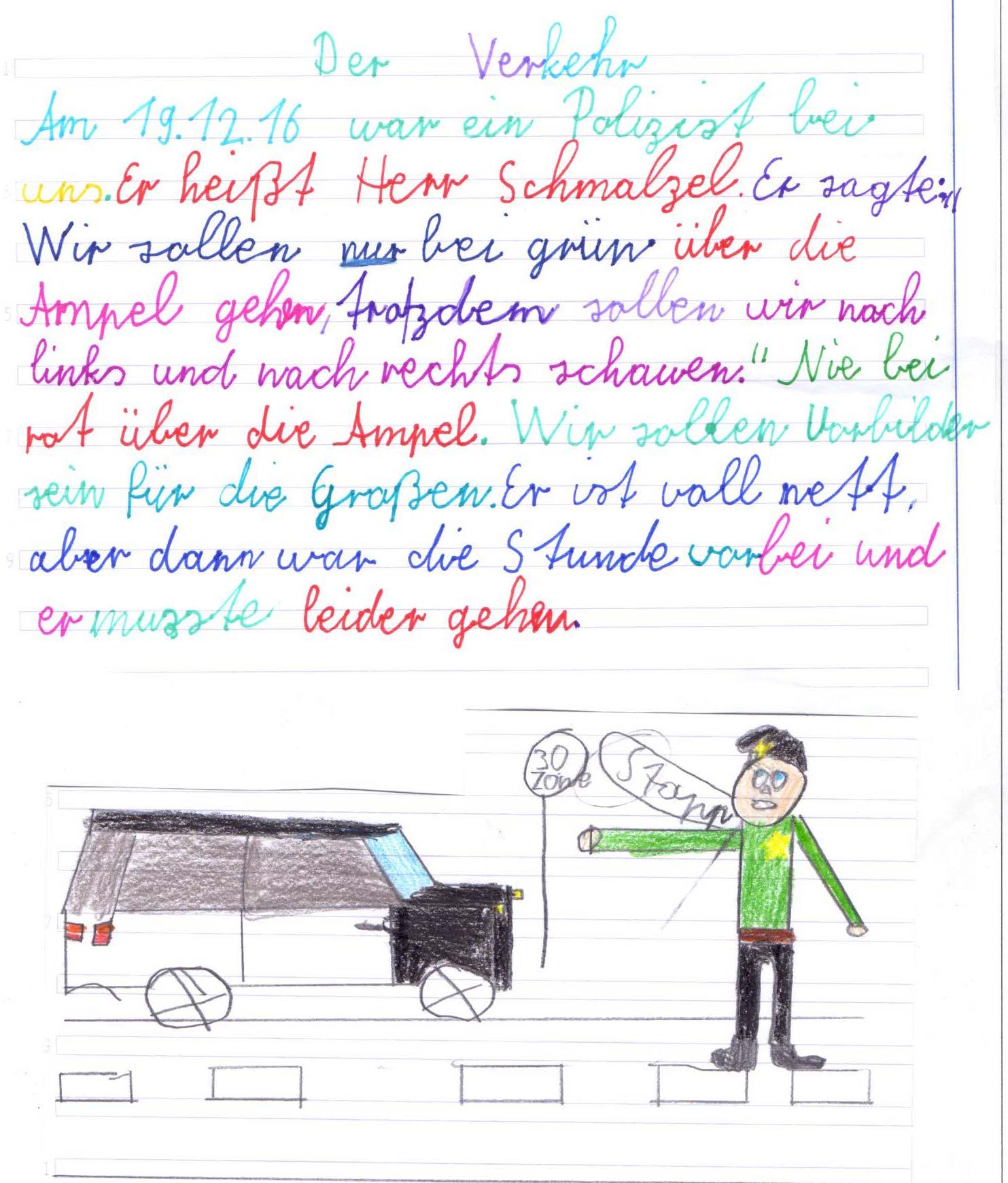 schuelertext-polizeibesuch