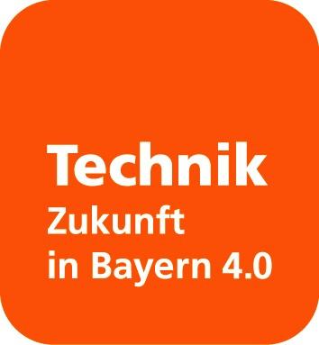 Technik - Zukunft in Bayern 4.0 - Infologo