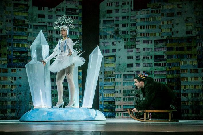 """Theater """"Die Schneekönigin"""""""